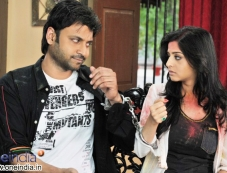 Sumanth and Vedhika Photos