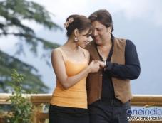 Yuvika Chaudhary and Govinda Photos