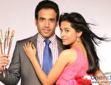 Tusshar Kapoor and Amrita Rao Photos