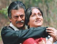 Ananth Nag with Bharati Photos