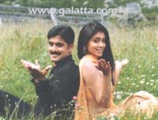 Tarun and Shriya Saran Photos
