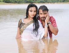 Meghana Gaonkar and Vijay Raghavendra Photos
