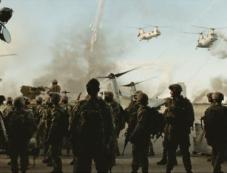 World Invasion: Battle Los Angeles Photos