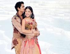 Siddharth and Shruti Haasan Photos