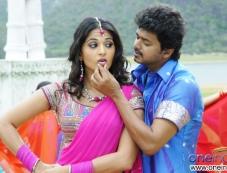 Anushka Shetty and Vijay Photos