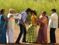 Aadhi and Poorna Photos