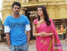 Prabhas and Kajal Aggarwal Photos