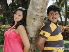 Bhavana Rao and Komal Kumar Photos