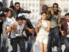 Akshay Kumar & Kareena Kapoor in Kambakht Ishq Photos