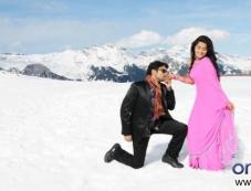 Uday Kiran and Meera Jasmine Photos