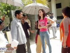 Posani Krishna Murali with Aarthi Agarwal Photos