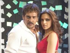 Upendra and Deepika Padukone Photos