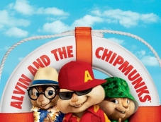 Alvin and the Chipmunks 3 Poster Photos