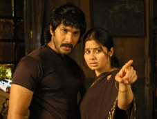 Sangeetha with Ramana Photos