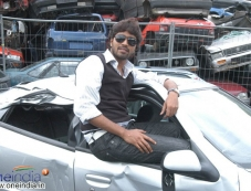Allari Naresh in Bendu Apparao RMP Photos