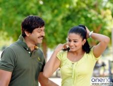 Jagapatibabu & Priyamani in Pravarakhyudu Photos