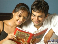 Madhavan & Neetu Chandra in 13B Photos