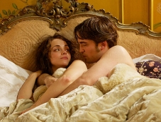 Christina Ricci and Robert Pattinson Photos