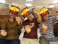 Jeeva, Vijay and Srikanth Photos