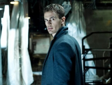 Theo James Photos