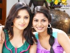 Sarayu, Shruti Reddy Photos