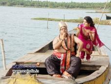 Archana, Krishnudu Photos