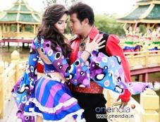 Shivarajkumar and Ragini Dwivedi in Kannada Film Shiva Photos