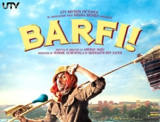 New Poster of Barfi! Photos