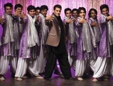 Salman Khan in Preity's Ishkq In Paris Photos