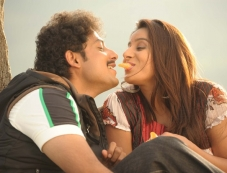 Sandesh and Pooja Gandhi Photos