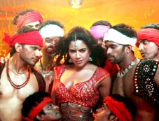 Sameera Reddy Still From Kundha Kho Song Photos