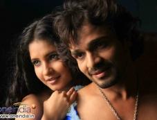 Shubha Poonja and Vijay Raghavendra Photos
