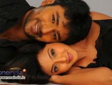 Santan Bhagyaraj and Aindrita Ray Photos