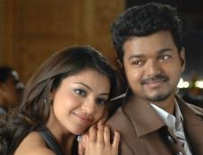 Vijay and Kajal Photos