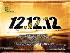 Telugu Movie 12-12-12 Poster Photos