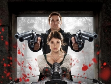 Hansel and Gretel Witch Hunters New Poster Photos
