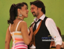 Sameera Reddy, Sudeep Photos
