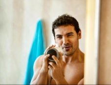 John Abraham Shower Still Photos