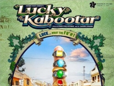 Lucky Kabootar Poster Photos