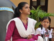 Vasundhara, Sara Arjun Photos