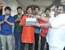Pandavulu Pandavulu Tummeda Movie Launch Photos