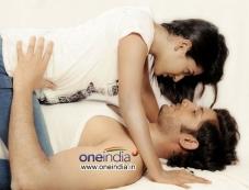 Sreeram Kodali, Amitha Rao Photos
