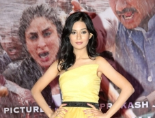 Amrita Rao at Satyagraha Film Trailer Launch Photos