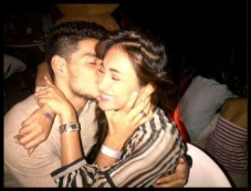Jiah Khan with Suraj Pancholi Photos