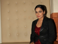 Meera at Prerelease Party of Bhadaas Photos