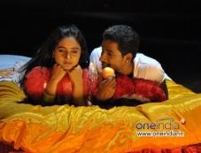 Harshika Poonachcha and Thanush in Kannada Film Ale Photos