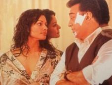 Pooja Kumar and Kamal Haasan Still From Vishwaroop 2 Photos