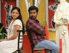 Kavya Shetty and Dinesh Photos