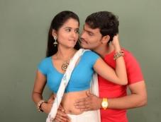 Bhavani Shankar and Jayanthi in Telugu Movie Okkasari Premisthe Photos
