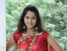 Jayanthi at Okkasari Premiste Audio Release Function Photos